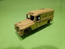 MATCHBOX  LESNEY -  NO= 14  DAIMLER AMBULANCE   - IN VERY GOOD CONDITION