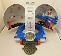 TECHNODROME Playset Vintage 1990 TMNT Teenage Mutant Ninja Turtles MASSIVE!
