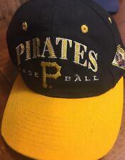 VINTAGE Pittsburgh Pirates Hat Snapback Cap