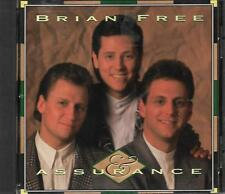 "BRIAN FREE & ASSURANCE.....""DEBUT RECORDING"".....MIKE LeFEVRE......HTF GOSPEL CD"