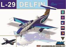 AMK AvantGarde 1:72 L-29 Delfin Plastic Aircraft Model Kit #86001