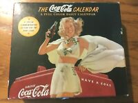 Coca Cola Commemorative Year 2000 Full Color Daily Calendar