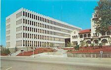 Everett Washington Snohomish County Courthouse Postcard c1960s