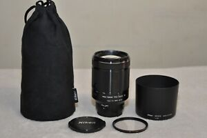 Nikon 1 NIKKOR 70-300mm f/4.5-5.6 VR N Lens with Extras_ Excellent+++ USA Model