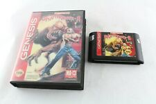 Sega Genesis (Megadrive) Splatterhouse 3 III Video Game No Manual