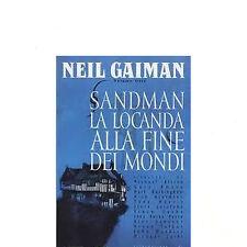 SANDMAN COLLEZIONE 7 volumi + le Copertine + Death + Romanzo ed.MagicPress NUOVI