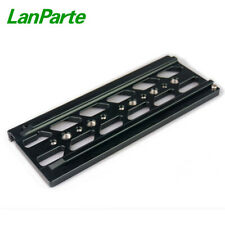 "Lanparte 9"" 15mm Dovetail Plate DP-15 for DB01 Rig Baseplate Rail Rod SLR Camera"