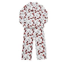 Girls Disney Minnie Mouse Pyjamas PJS  2-3 Years  3-4 Years   5-6 Years NEW