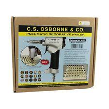 C.S.Osborne Pneumatische Dekorativ Nagler #6750 Dekorativ Nagel Pistole