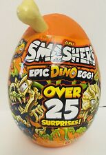 New Zuru Smashers Epic Dino Egg Series 3 Over 25 Surprises