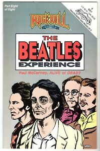 The Beatles Experience #8, Very Fine Condition