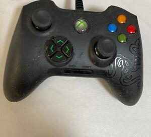 Razer Onza Gaming Controller XBOX 360 RZ06-0047  Corded W Dongle