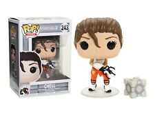 Funko Pop Games: Portal 2 - Chell Vinyl Figure Item No. 21040