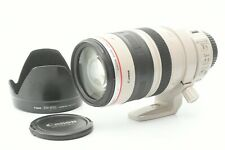Canon EF 28-300mm F/3.5-5.6 L IS USM Lens - With Genuine Lens hood and F/R Caps
