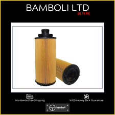 Bamboli Oil Filter For Holden Colorado Rg 2.5L 4Cyl Turbo Diesel Crd 1263-6838