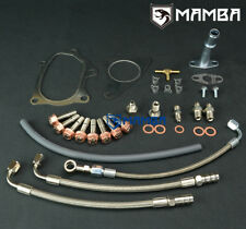 Turbo Install Line Gasket Kit For Subaru WRX Forester EJ20 EJ25 TF035HM TD04L