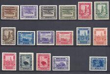SOMALIA 1935-38 Pittorica 2° Emissione MNH** (PP) SPLENDIDA