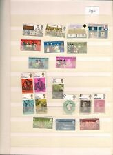 1970 MNH Great Britain, commemorative year collection