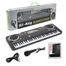 61 Keys Electronic Keyboard Piano Music Organs Digital Musical Instruments Us