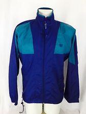 Vintage USA Olympic Team Windbreaker Jacket Medium Blue Men