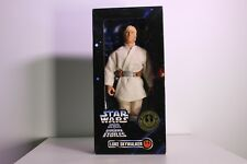 "Star wars collector series poupée 30cm 12"" figure Kenner Tri Logo Luke Skywalker"
