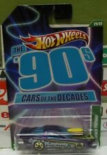HOT WHEELS 1:64 CARS Of The DECADES THE 90's PRO STOCK FIREBIRD 25/32, V4997