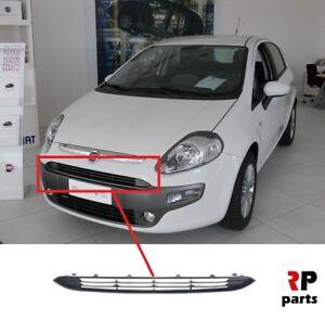 Front Bumper Fog Grille Driver Side Insurance Aproved UK Seller Fiat Punto 2012