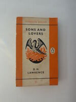 Sons and Lovers by D. H. Lawrence. 1966 edition Penguin Paperback