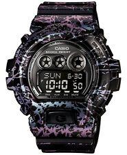 Casio Mens GDX6900PM G-Shock Digital Black Polarized Resin Strap Watch 58x54 mm