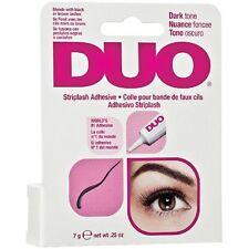 DUO Waterproof Eyelash Glue Adhesive - Dark Tone, 7g - Genuine - Made in USA