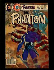 Phantom #74 VF- Newton Classic Flag Cover Ben Franklin Declaration Final Issue