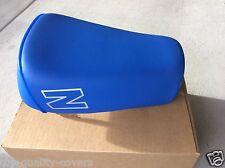 "HONDA Z50R 1979 -1987 BRAND NEW ""Blue"" SEAT"
