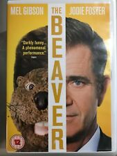 MEL GIBSON Jodie Foster The Beaver ~ 2010 Salud Mental Comedia/Drama GB DVD