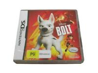 Bolt Disney Nintendo DS 2DS 3DS Game *No Manual*
