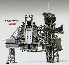 Space Shuttle Launch Complex 39A Model for Airfix/Revell /Boosters 144 PLS READ