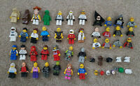 Lego bundle of mini figures including Toy Story and Star Wars - washed & cleaned