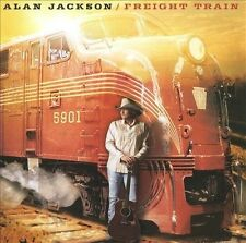 AMAZING ALAN JACKSON *FREIGHT TRAIN* IT'S JUST THAT WAY HARD HAT AND A HAMMER CD