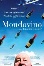 Mondovino movie poster  : 11 x 17 inches : Original Poster
