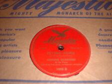 78RPM Majestic 1095 Johnnie Guarnieri, Flying Home / Believe It Beloved V+