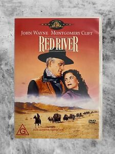 RED RIVER (1948) DVD CULT WESTERN ACTION JOHN WAYNE R4