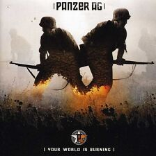 Your World Is Burning - Panzer Ag (CD Used Very Good)