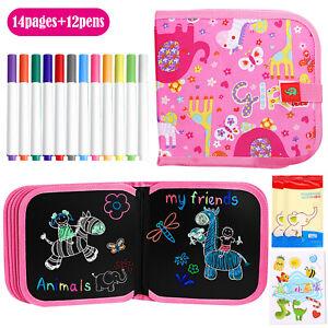 Erasable Drawing B-o-a-r-d Erasable Pad Portable Sketchpad-gifts