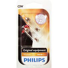 Philips Vision 2st. C5W 12V 5W SV8,5 soffitte Premium Blister Lampe Birne