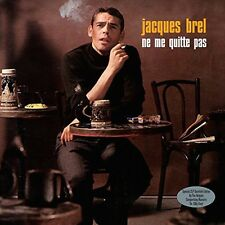 Jacques Brel - Ne Me Quitte Pas [New Vinyl] UK - Import