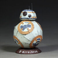 Star Wars BB-8 3d metal puzzle color - Metal laser cut