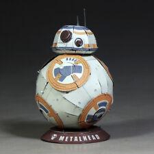 Star Wars BB-8 3d metal puzzle color - Metal laser cut