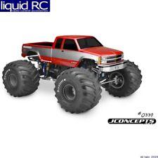 JConcepts 0339 1988 Chevy Silverado Ext Cab Mt Clear Body: 13wb