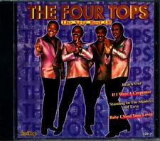 The Four Tops - The Very Best Of - CD