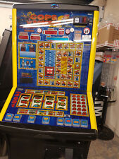 Cops And Robbers Gold Club Machine SC4 £150 Jackpot Bell-Fruit
