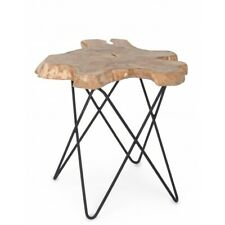 Small Table Savanna Black 50X50X50H
